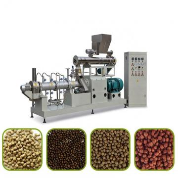 Pet Food Production Line Feed Machine Plant Dog Fish Feed Manufacturing Equipment