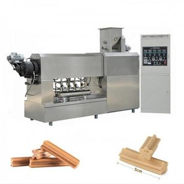 Double Stage Twin Screw Plastic Pet PLA Recycling Making Machine