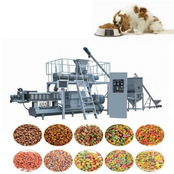 Screw Type Fish Food Production Line Floating Fish Feed Maker