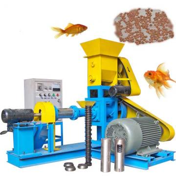 Automatic Twin Screw Floating Fish Feed Pellet Making Machine Price