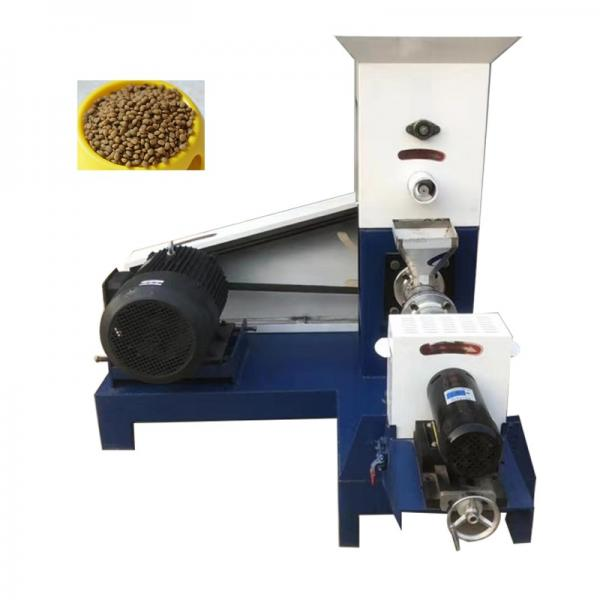 Best Sale Dog Cat Fish Pet Food Making Equipment Fish Feed Extruder Machine Pet Food Extrusion Machinery