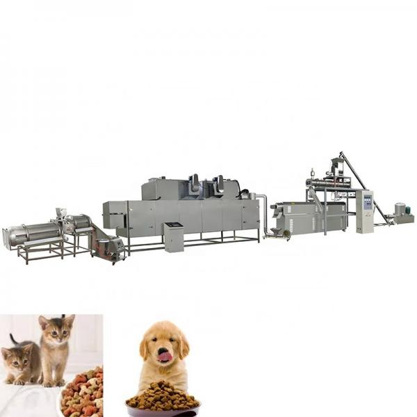 China Supply Cat Food Pellet Making Machine with Ce Certificate