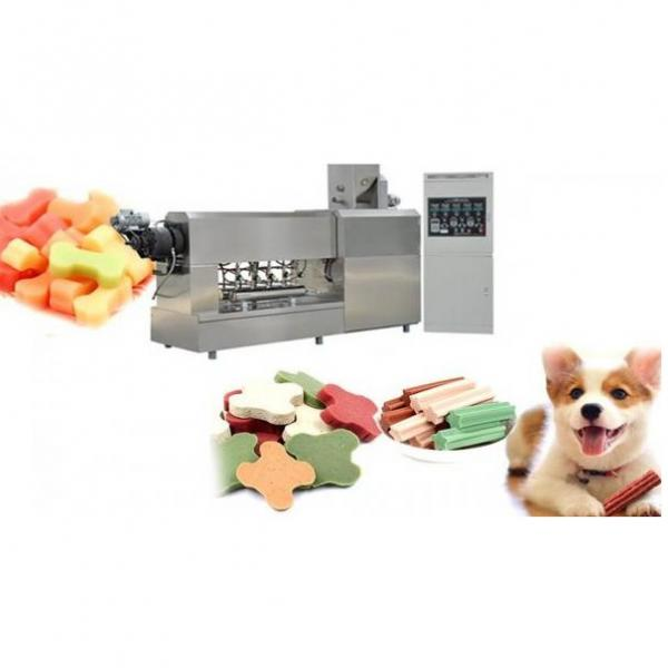 Automatic Biscuits Making Machine for Dog Food Processing