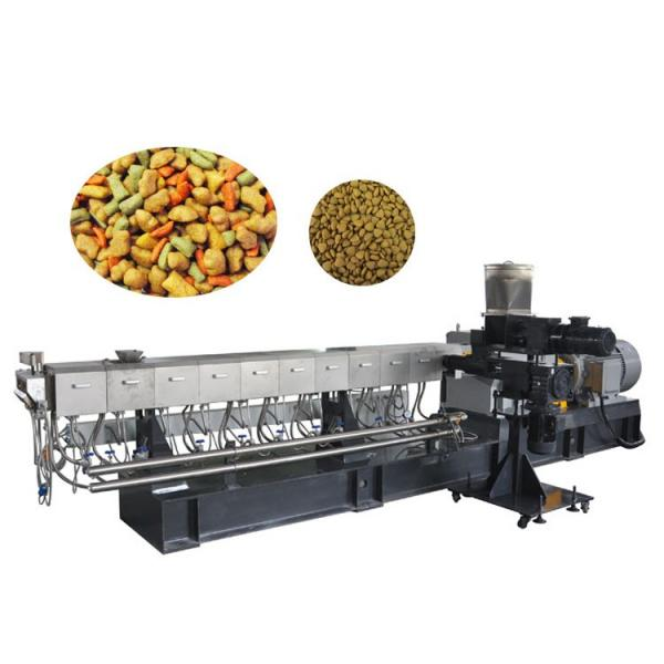 Factory Price Pet Dog Food Processing Plant Floating Fish Feed Pellet Extruder Making Machine