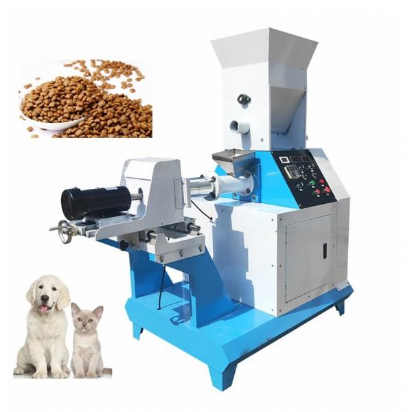Fully Automatic Single Screw Extruder Machine for Pet Dog Chewing Treat Gum