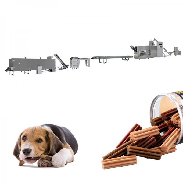 Pet Dog Food Extrusion Factory Machine Processing Plant
