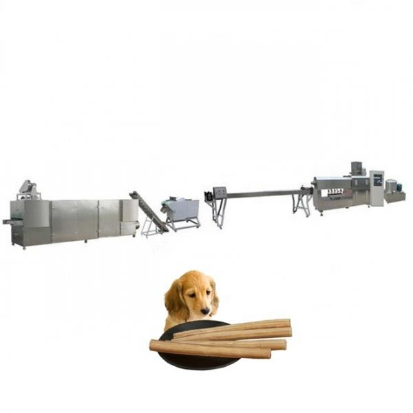 Automatic Pet Snack Dog Food Production Machine Equipment