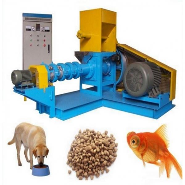Ce Approved Top Quality Fish Feed Pellet Machine with Competetive Price
