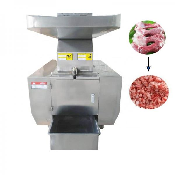 High Quality Animal Bone Crusher with Stainless Steel Material