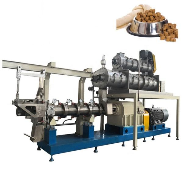 New Condition High Capacity Pet Food Production Equipment